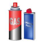 Газ и бензин