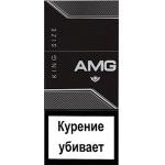Сигареты AMG Кинг Сайз 84 мм Блэк