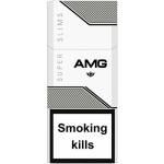 Сигареты AMG Супер Слим Вайт