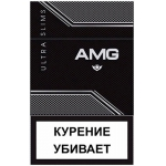 Сигареты AMG Ультра Слим Блэк