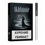 Сигареты Ахтамар  Блэк Флэйм супер слим