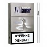 Сигареты Ахтамар Сильвер Флэйм супер слим
