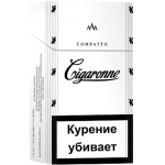 Сигареты Сигароны Компатто Вайт