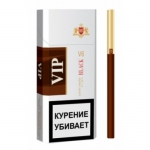 Сигареты Вип Блэк слим
