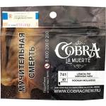 Табак кальянный Кобра Ла Муэрте Лимонный пирог 40 гр.