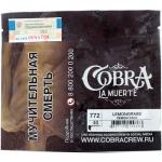 Табак кальянный Кобра Ла Муэрте Лемонграсс 40 гр.